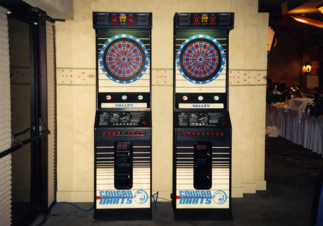 Electronic Dart Board Rental - Chicago Sports Games